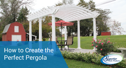 How to Create the Perfect Pergola - 1