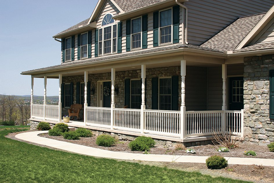 Traditional balusters_Traditional Porch posts_1-1