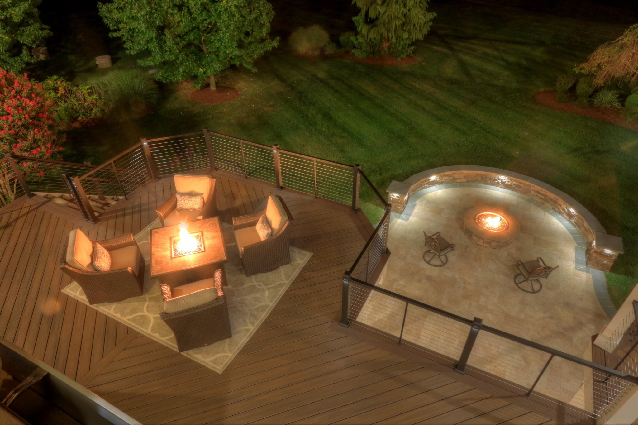 4 Reasons to Install Deck Lighting When You Install Your Railing