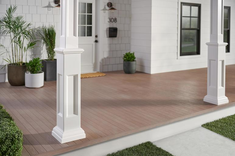 3 Reasons to Choose Vinyl Porch Posts for Your Home